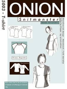 Bilde av Onion 5003 T-skjorte
