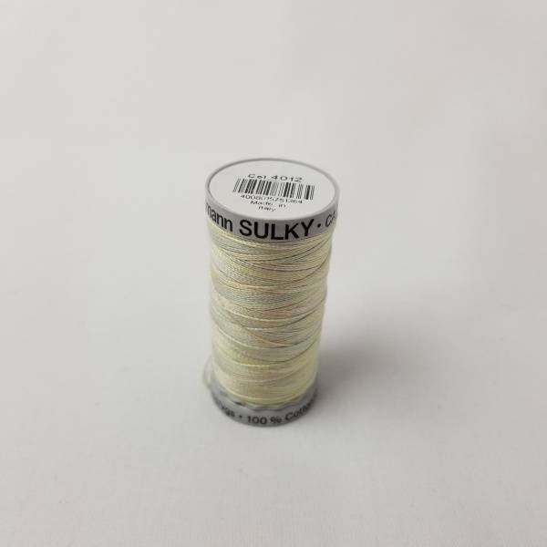Gütermann Sulky cotton 12  col.4012 200M