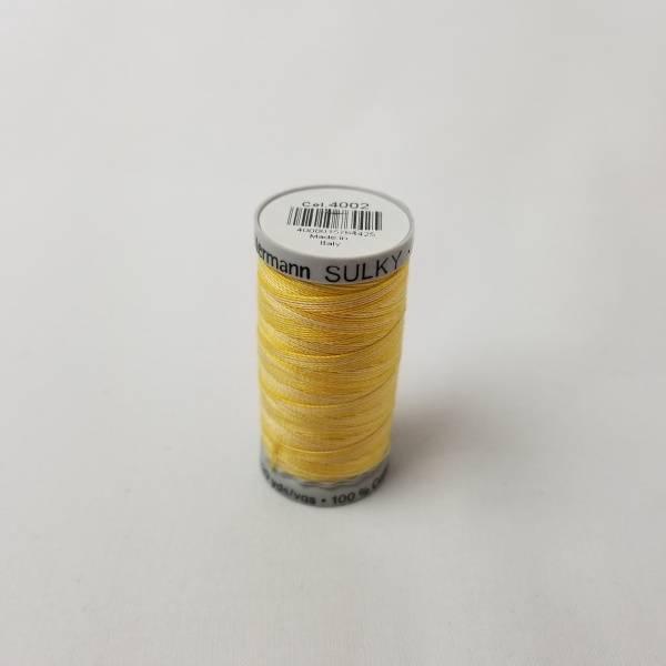 Gütermann Sulky cotton 12 col.4002 200M
