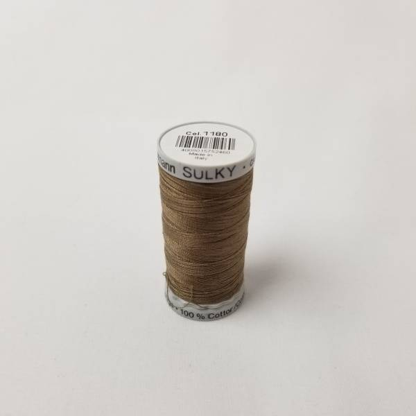 Gütermann Sulky cotton 12 col.1180 200M