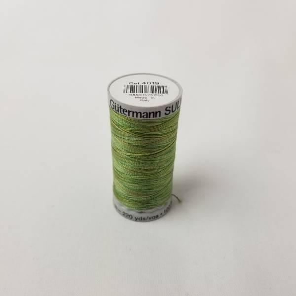 Gütermann sulky cotton12 col.4019 200M
