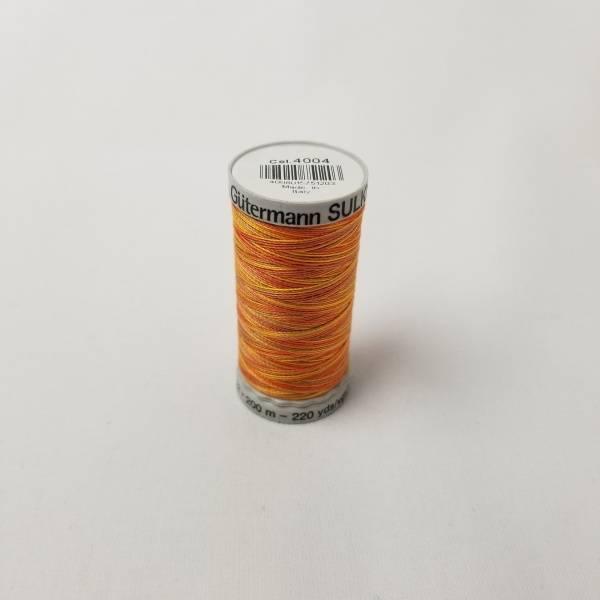 Gütermann Sulky cotton 12 col.4004 200M