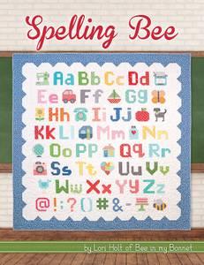 Bilde av Spelling Bee by Lori Holt