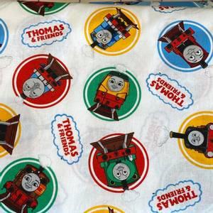 Bilde av Bomull Thomas-toget - Thomas og venner