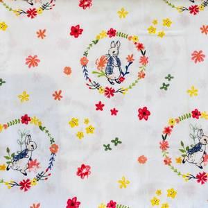 Bilde av Bomull Peter Rabbit - blomsterkrans