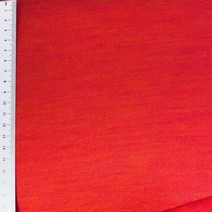 Bilde av Strikket Ull, tynn jaquard - melert rosa og oransj