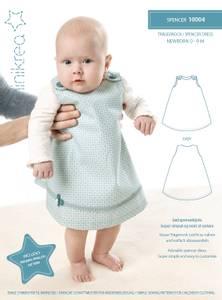 Bilde av Minikrea 10004 Spencerkjole baby
