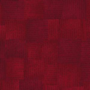 Bilde av Bomull quilters basic dyprød med mønster