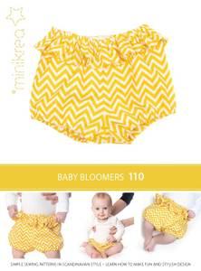 Bilde av Minikrea Mini 110 Baby bloomers