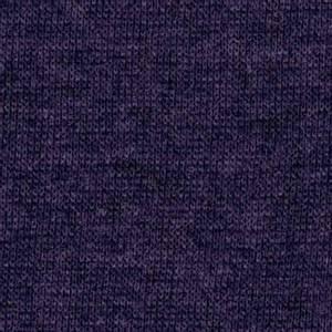Bilde av Ribb melert mørk lilla