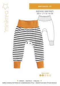 Bilde av Minikrea Mini 111 Baby bukser