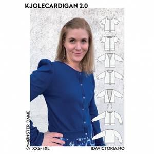 Bilde av Ida Victoria - Kjolecardigan 2.0