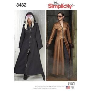 Bilde av Simplicity 8482 Cosplay kostyme