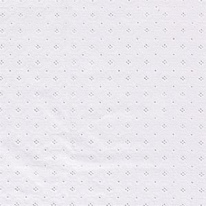 Bilde av Engelsk Blonde - sirkler hvit