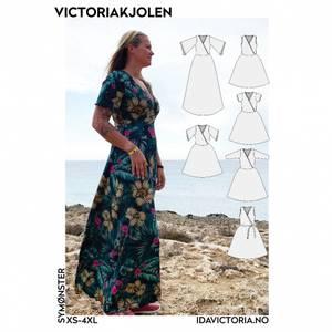 Bilde av Ida Victoria - Victoriakjolen