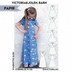 Bilde av Ida Victoria - Victoriakjolen til barn