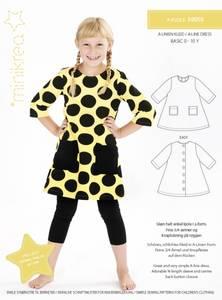 Bilde av Minikrea 50010 A-kjole