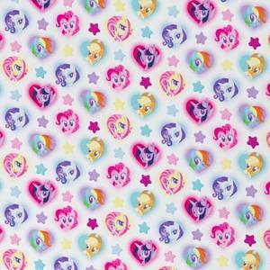 Bilde av Jersey My little pony - hjerter hvit