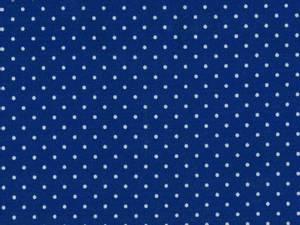Bilde av Jersey prikker hvit og kongeblå