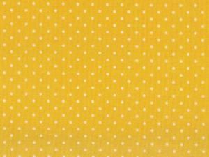 Bilde av Jersey prikker hvit og gul
