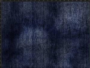 Bilde av Jersey - trykt denimmønster, mørk blå