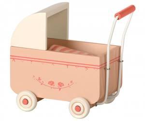 Bilde av Maileg - MY dukkevogn, rosa