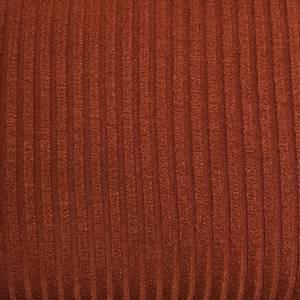 Bilde av Viskose ribbestrikket - rust oransje