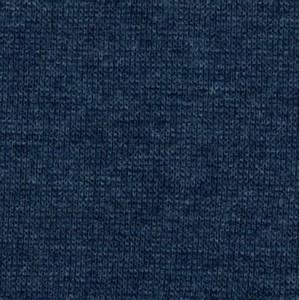Bilde av Jersey melert marineblå