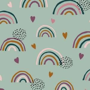 Bilde av Jersey regnbuer på mint