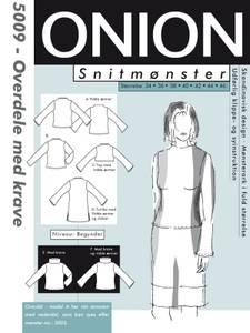Bilde av Onion 5009 Overdel med krave