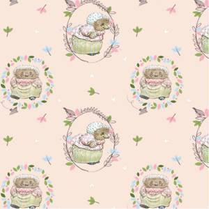 Bilde av Bomull Peter Rabbit - Mrs. Tiggy Winkle