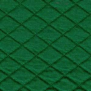 Bilde av Quiltet jersey grønn