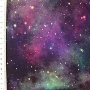 Bilde av Jersey - univers og stjernehimmel.
