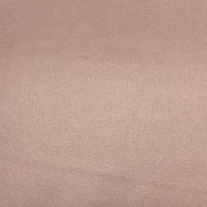 Bilde av Kåpestoff med ull, støvet lys rosa
