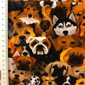 Bilde av Jersey - hunder -,bulldog, collie, dalmatiner, retriever, mops