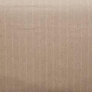 Bilde av Viscose og lin med hvite striper