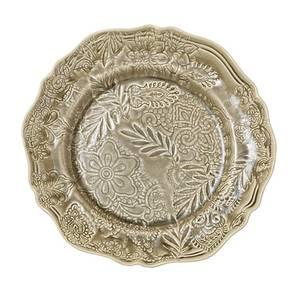 Bilde av Sthål - rundt serveringsfat, Sand