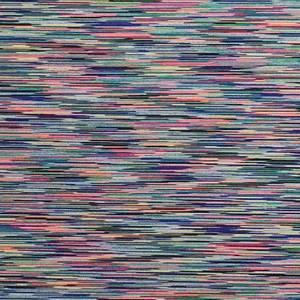 Bilde av Sport/bad jersey - flerfarget stripemønster