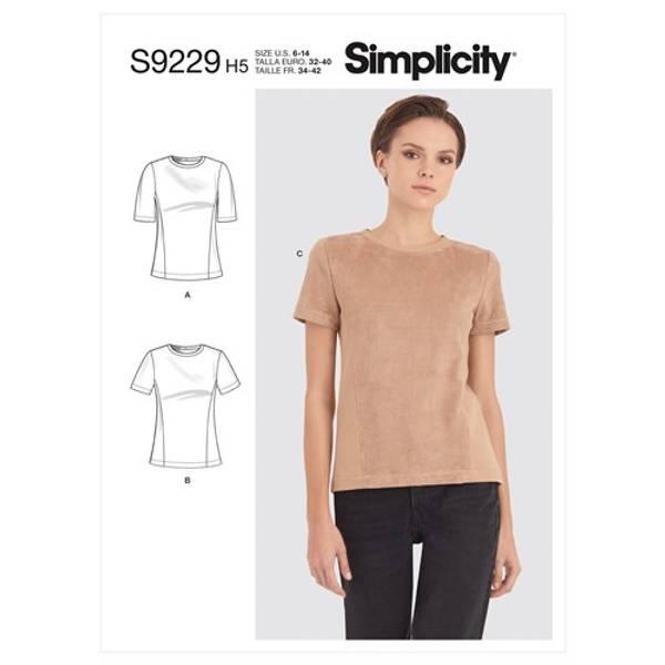 Simplicity S9229 Tsjorte