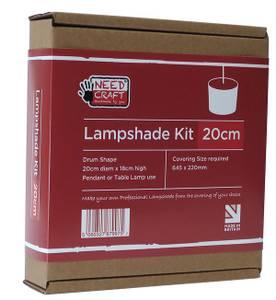 Bilde av Lampeskjerm materialpakke 20 cm