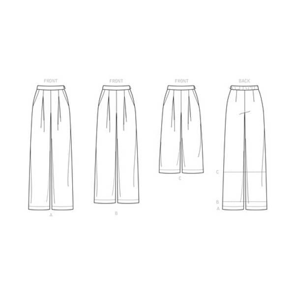Simplicity S9235 Bukse