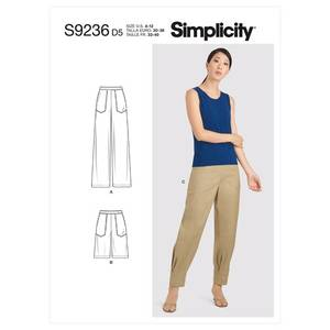 Bilde av Simplicity S9236 Bukse