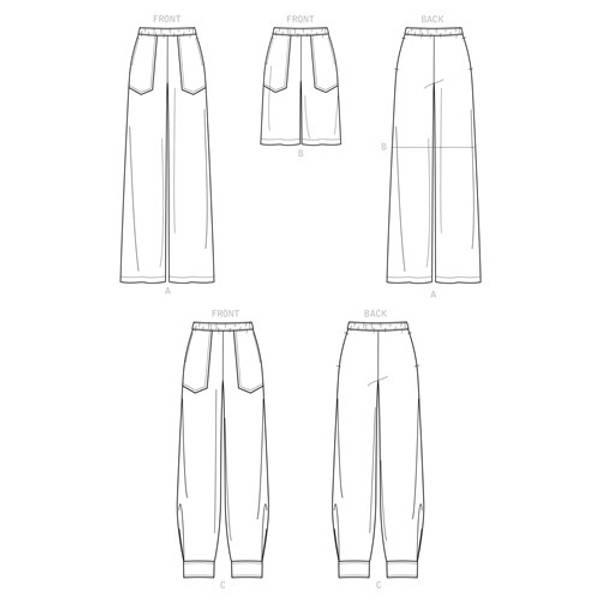 Simplicity S9236 Bukse