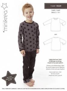 Bilde av Minikrea 50220 Enkel genser