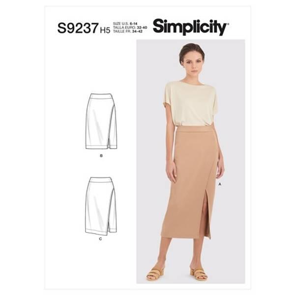 Simplicity S9237 Skjørt
