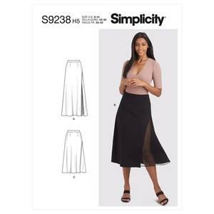 Bilde av Simplicity S9238 Skjørt