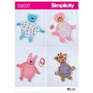Bilde av Simplicity S9037 Koseklut til baby