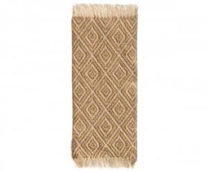 Bilde av Maileg - Miniatyr teppe, sennepsgul