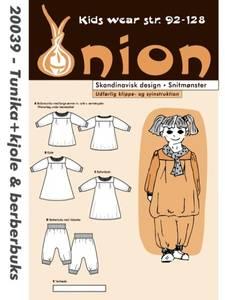 Bilde av Onion 20039 kjole og bukse