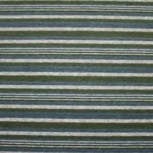 Bilde av Stretch velour striper blå og grønn